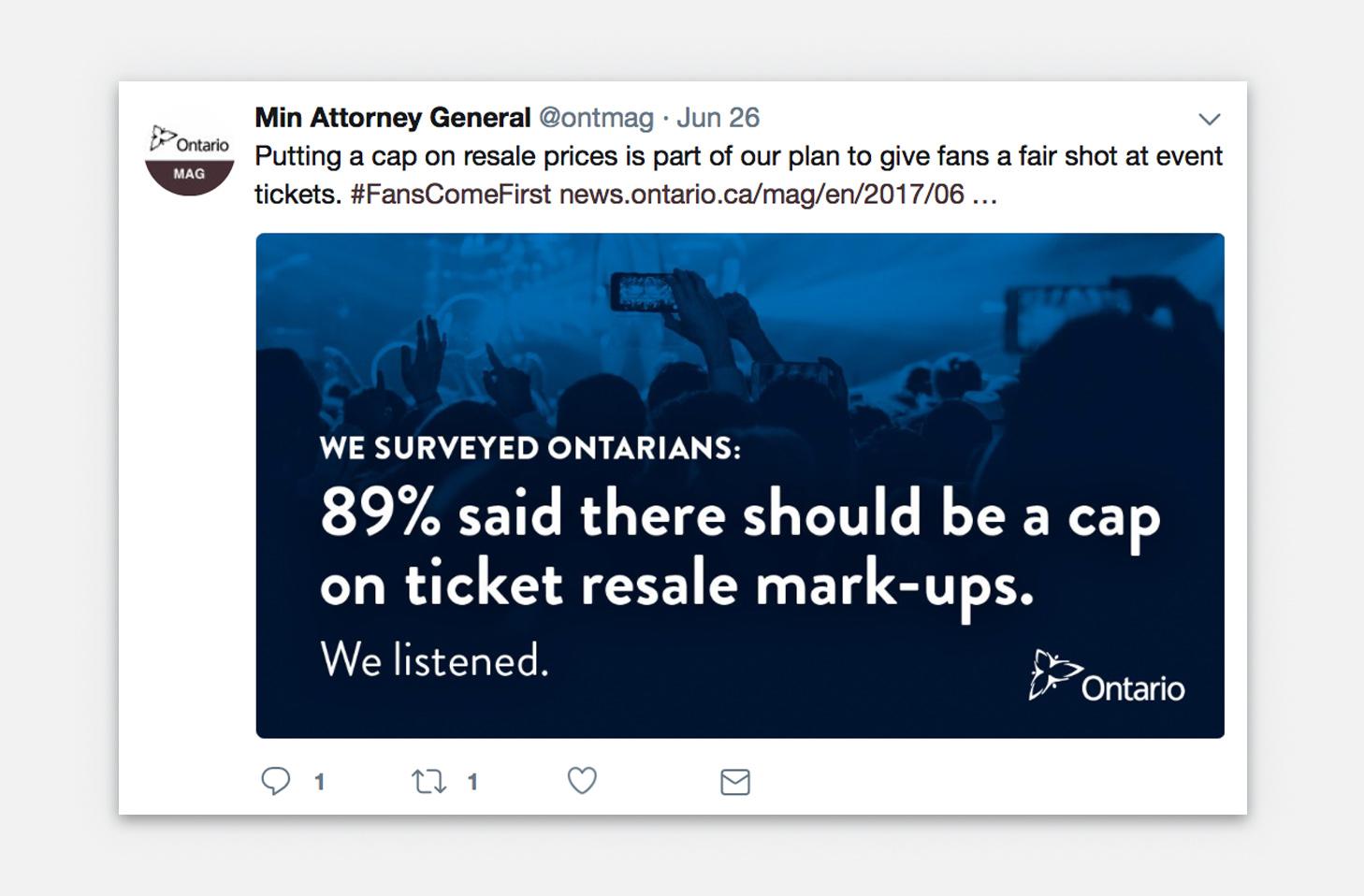 Twitter screenshot showing social media graphics.